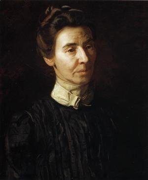 Thomas Cowperthwait Eakins - Portrait of Mary Adeline Williams