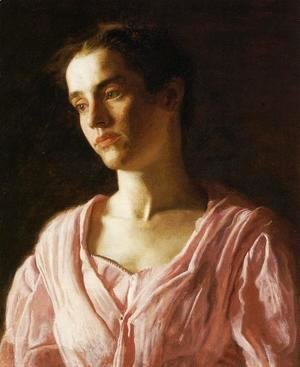 Portrait of Maud Cook