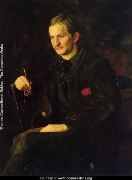 The Art Student (or Portrait of James Wright)