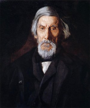 Thomas Cowperthwait Eakins - Portrait of William H. MacDowell I