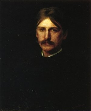 Portrait of Montague Flagg (The Wanderer)