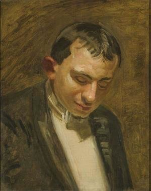 Thomas Cowperthwait Eakins - Unknown 3