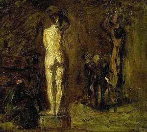 Thomas Cowperthwait Eakins - Unknown 5