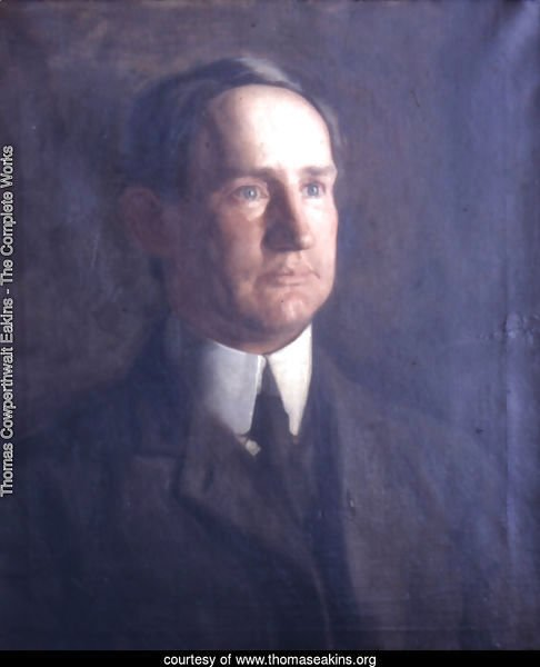 Portrait of Frank Lindsay Greenwalt