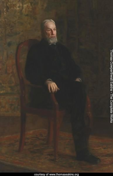 Portrait of Robert C. Ogden