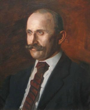 Portrait of Charles Gruppe