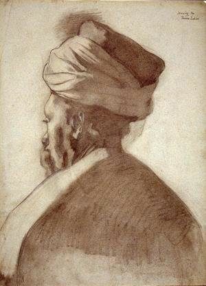 Thomas Cowperthwait Eakins - Man in Turban