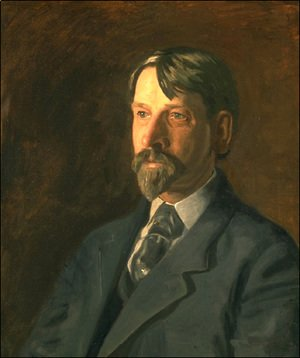 Thomas Cowperthwait Eakins - Portrait of Dr. Albert C Getchell