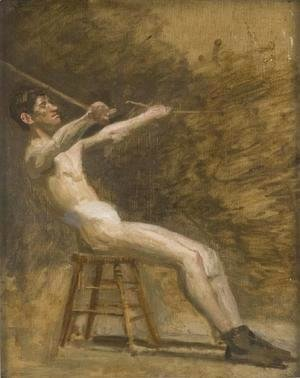 Thomas Cowperthwait Eakins - Billy Smith